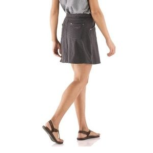 Kuhl | Mova dark gray skirt skort